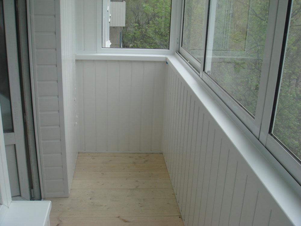 Балкон своими руками фото